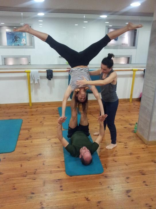 Samuela Urbini Yoga teacher hatha ashtanga